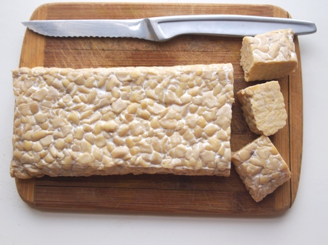 Maple tempeh